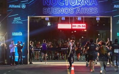 Allianz es main sponsor de la 10° edición de la Nocturna Buenos Aires