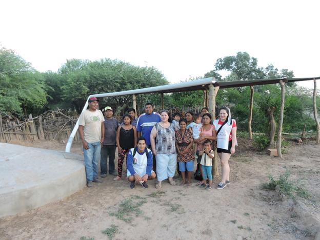 Apoyo de Grupo San Cristóbal a la comunidad Wichí