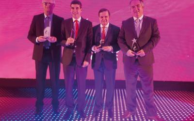 El Grupo Sancor Seguros se consagró en los Premios Prestigio