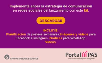 """Comunicación digital """"llave en mano"""", un beneficio exclusivo para Organizadores del Grupo Sancor Seguros"""