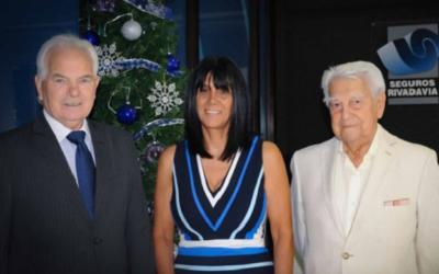 Seguros Rivadavia realizó su tradicional brindis de fin de año