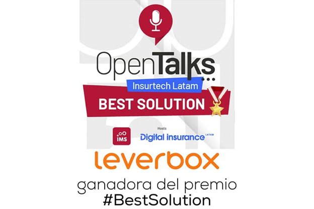 Leverbox ganadora del premio #BestSolution