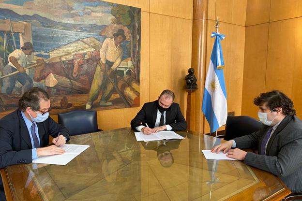 La República Argentina da inicio formal a las consultas en pos de un nuevo Programa con el Fondo Monetario Internacional