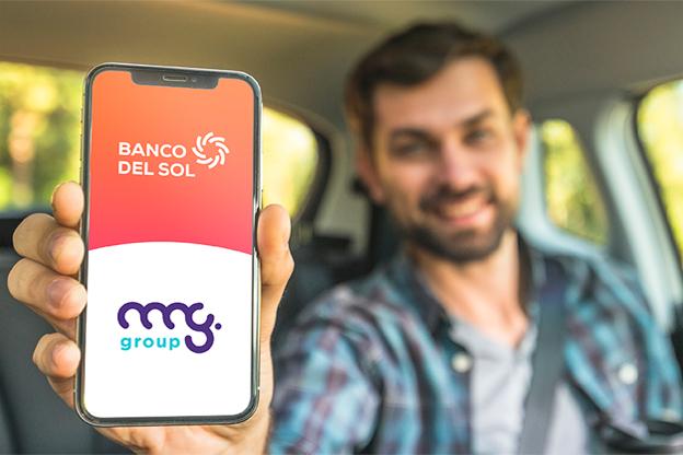 Banco del Sol firmó su primera alianza comercial con MG Group