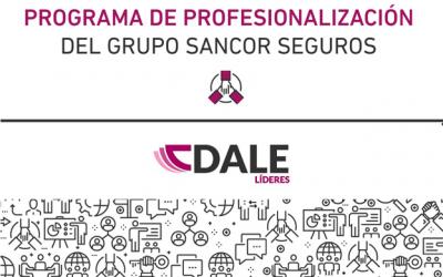 El Grupo Sancor Seguros capacitará a 1.400 Productores Asesores mediante su programa DALE Líderes