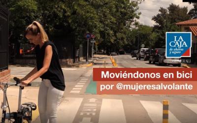 """La Caja presenta los videos interactivos de su campaña de Movilidad """"La Caja Te Cuida"""""""