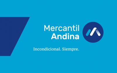 Mercantil Andina presentó la evolución de su marca
