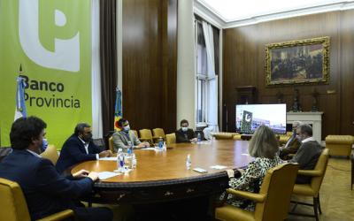 Provincia ART y el Centro de Estudios Metropolitanos, unidos por la prevención en municipios bonaerenses