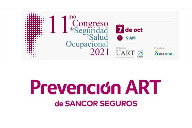 Prevención ART adhiere al 11mo Congreso de Seguridad y Salud Ocupacional