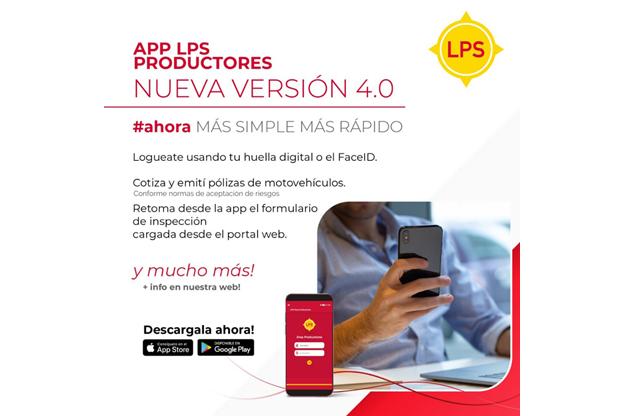 La Perseverancia Seguros presenta una nueva versión 4.0 de su APP LPS PRODUCTORES