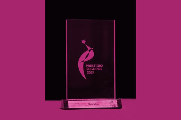 Afianzadora en los Premios Prestigio 2021