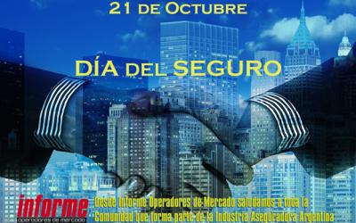 21 de Octubre, Día del Seguro