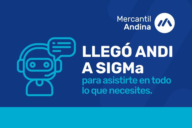 Bot para PAS de Mercantil Andina en su portal de gestión SIGMa
